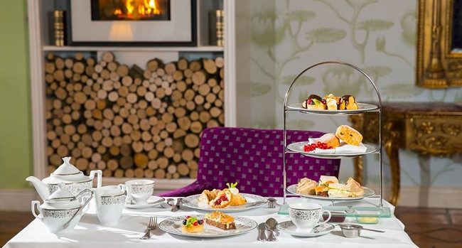 Ferrycarrig Afternoon Tea