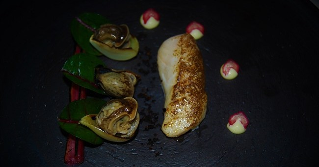 Gaelic Escargot With Charred Shallots & Charred Hake Recipe By Chef Janice Bracken