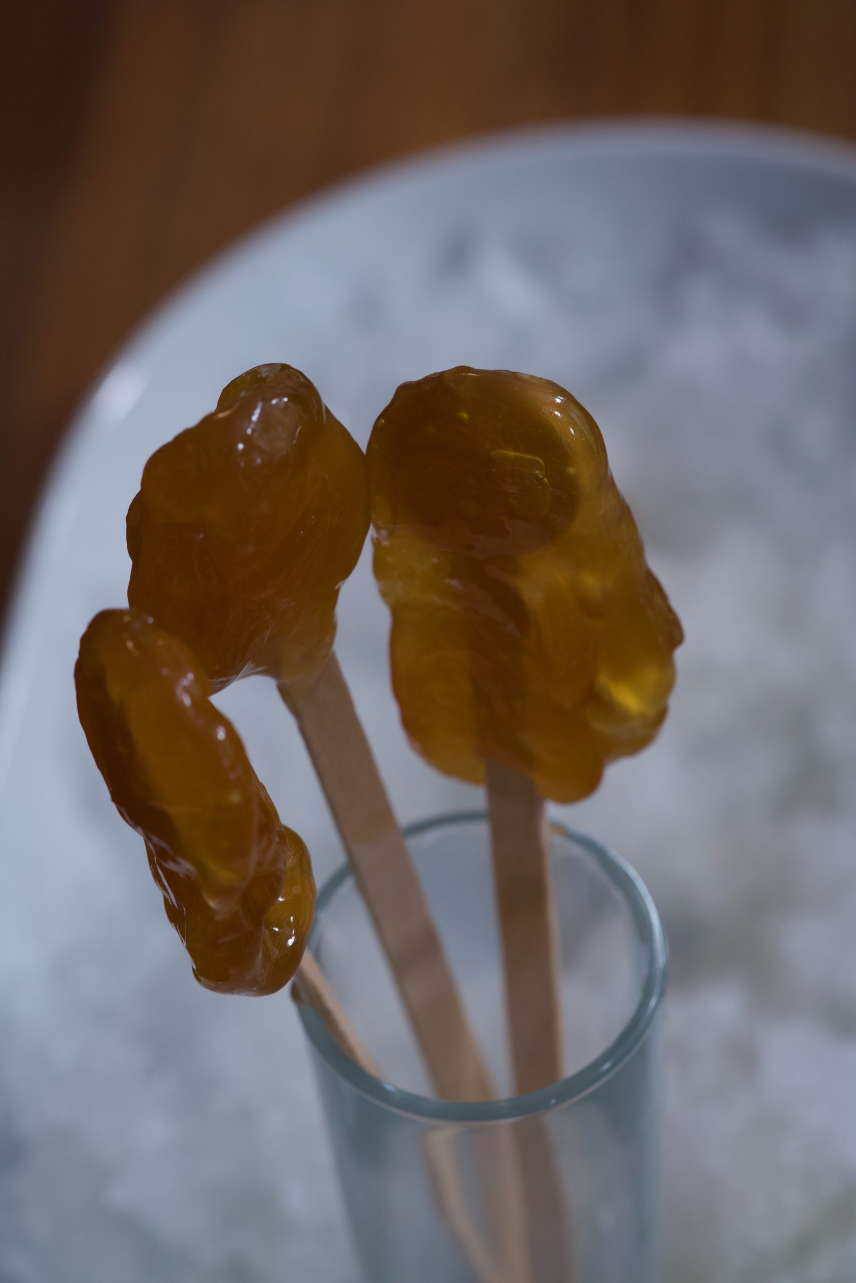 Maple Taffy Recipe from Tastes Like Home with Catherine Fulvio