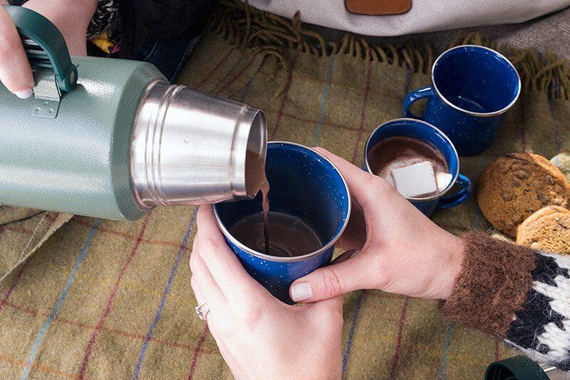 hot chocolate Yosemite
