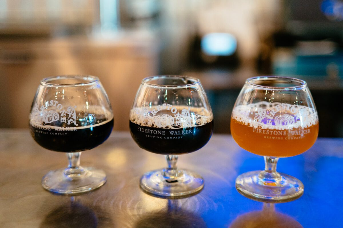 Stout Beers at Barrelworks