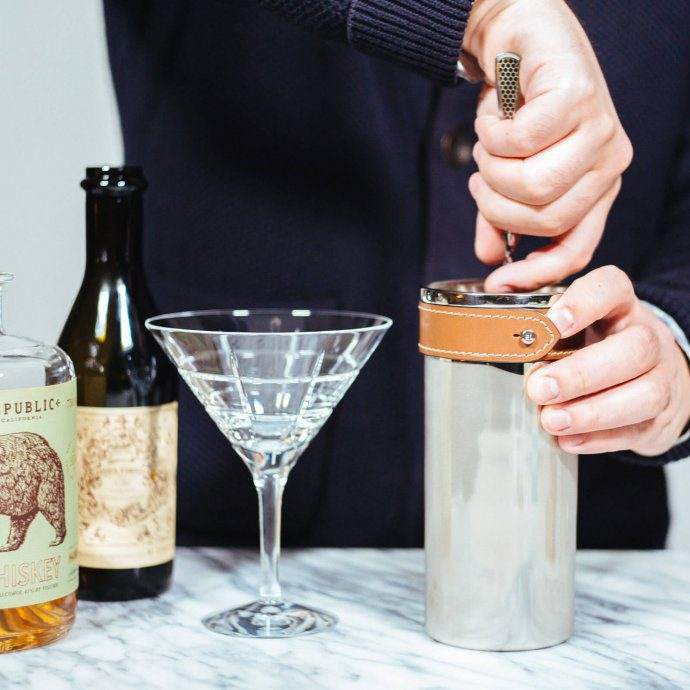 The Taste SF stirs the Southern Manhattan Cocktail