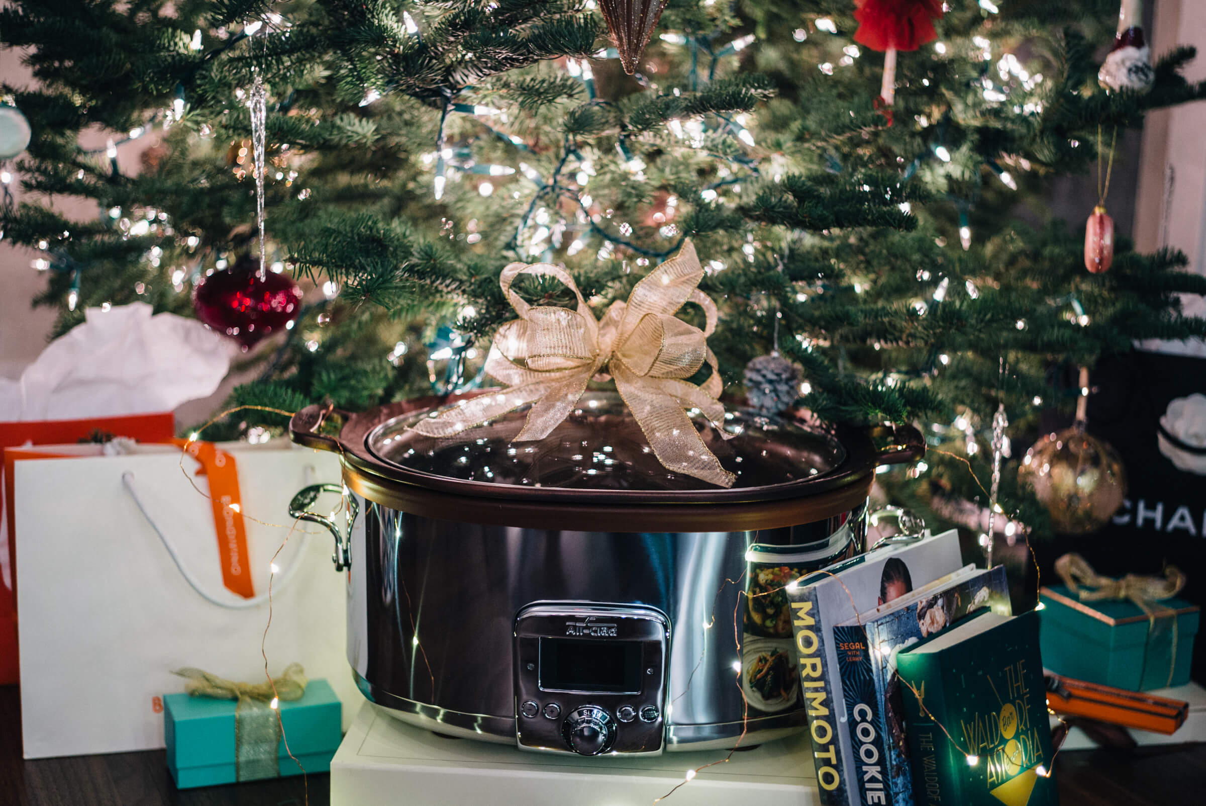 All-clad gourment slowcooker giveaway with the taste sf