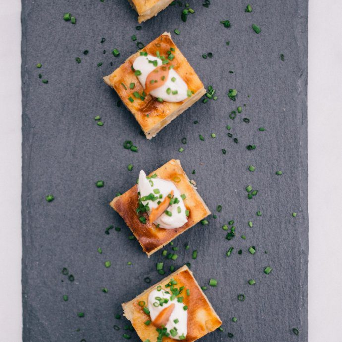 The Taste SF serves Maria Sinskey Potato Onion Tortas