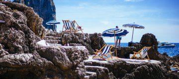 Ristorante La Fontelina, Capri