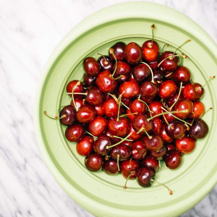 The best way to pit cherries, The Taste SF