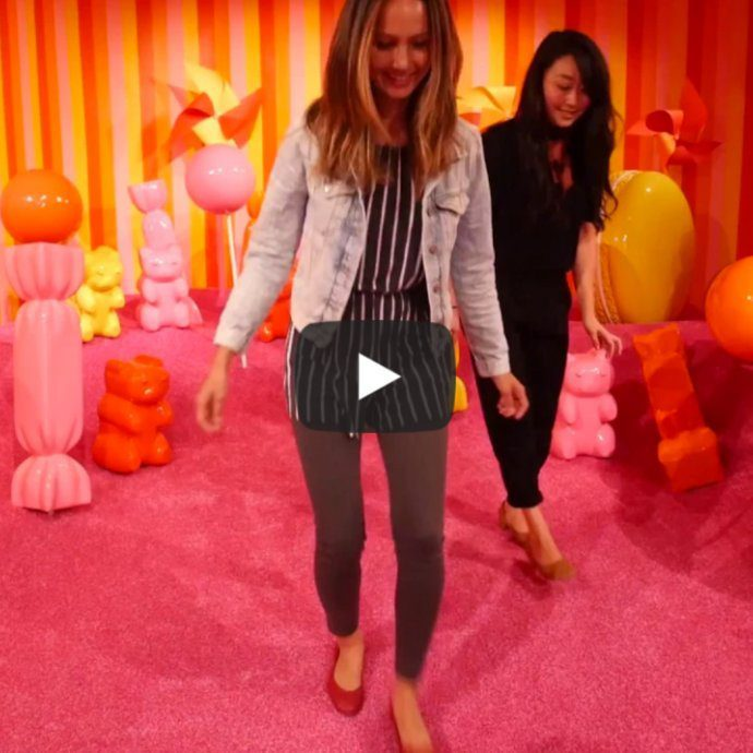 Exclusive Video Tour of the Museum of Ice cream san francisco, the taste sf