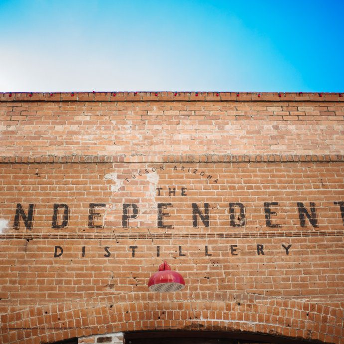 Visit Independent Distillery, Tucson Arizona, The Taste SF