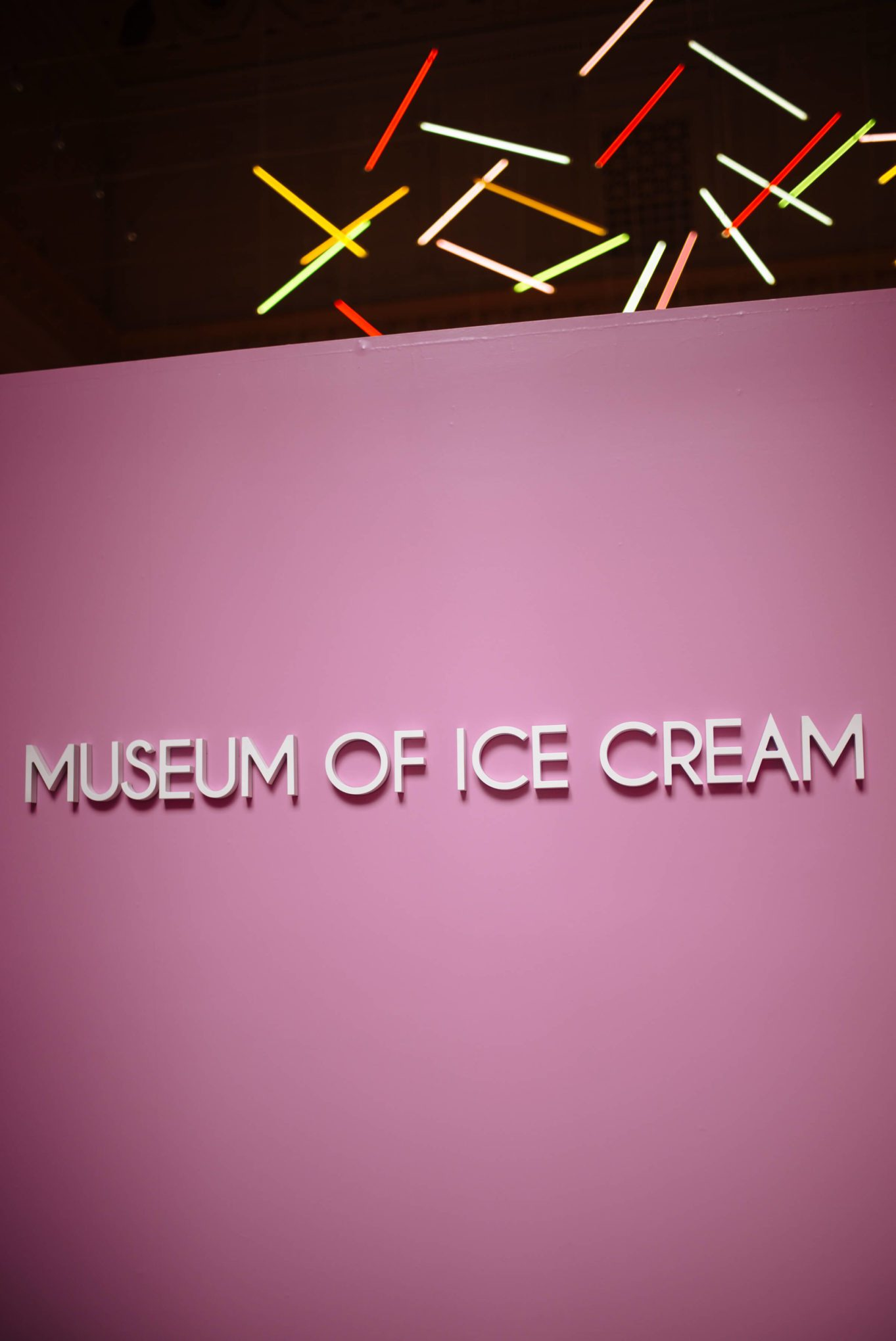 Welcome to The Museum of Ice Cream San Francisco, The Taste SF