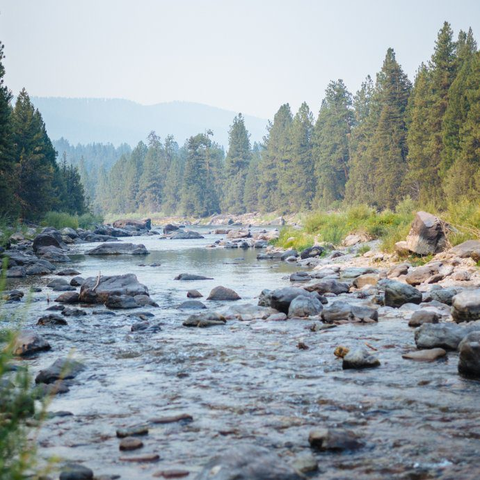 The Resort at Paws Up Blackfoot River, Montana Glamping, The Taste SF
