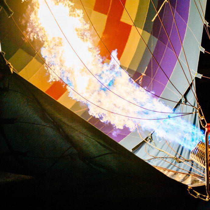 Visit or plan your trip around the Albuquerque Balloon festival