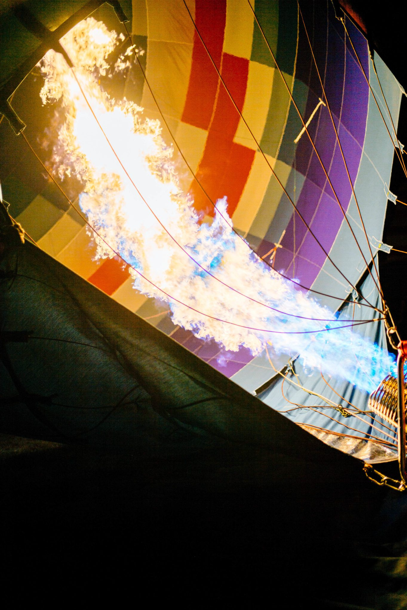 Visit or plan your trip around the Albuquerque Balloon festival