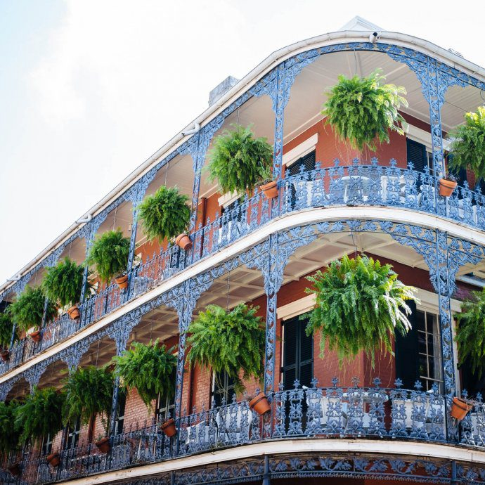 Guide to New Orleans French Quarter and Restaurant Guide where to eat the taste sf