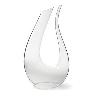 Riedel amide decanter for a wine lovers gift - find more ideas on thetastesf.com