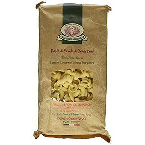 Make torcio pasta shapes for dinner. See more fun shapes and sauces on thetastesf.com.