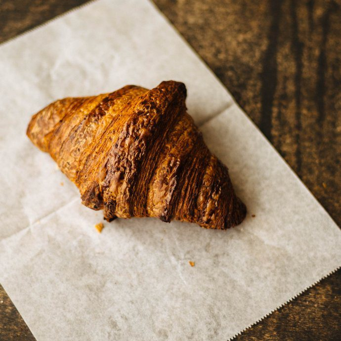 The best croissants at Boulted Bread in Raleigh NC, The Taste SF