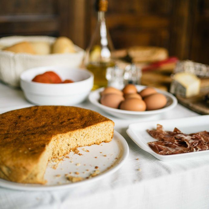 The Taste SF shares this traditional and authentic Torta di Nocciole or Hazelnut Cake recipe from Piedmont, Italy.