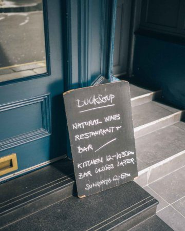 Natural Wine Bar in London You Won't Want to Miss
