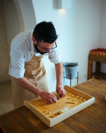 Learning How to Make Handmade Pasta in Puglia