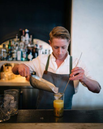 Curtis Stone's Glamorous LA Bar, Butcher Shop, and Steakhouse Won't Disappoint
