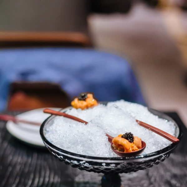 Uni at Robin is one of the best restaurants in San Francisco