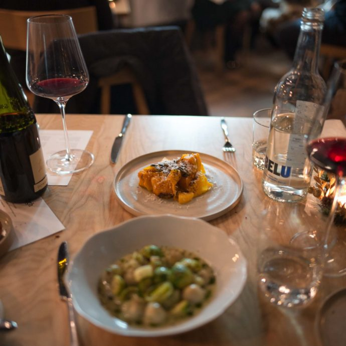 If you're looking for the best restaurant in Edinburgh, go to borough.