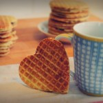 Netherlands_Stroopwafel recipe