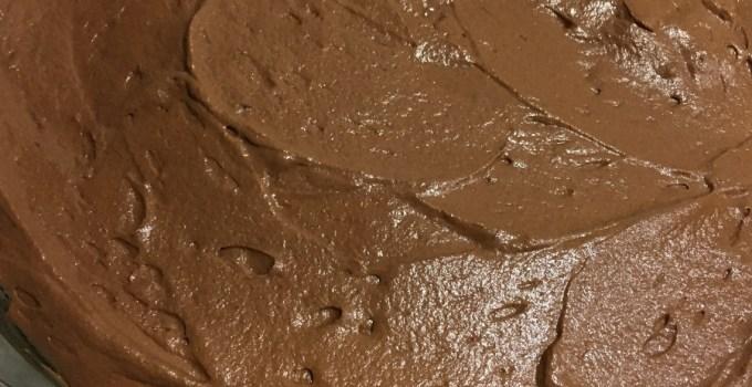 Frozen Swiss Chocolate Pie