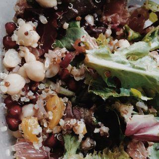 Winter Citrus-Grain Salad