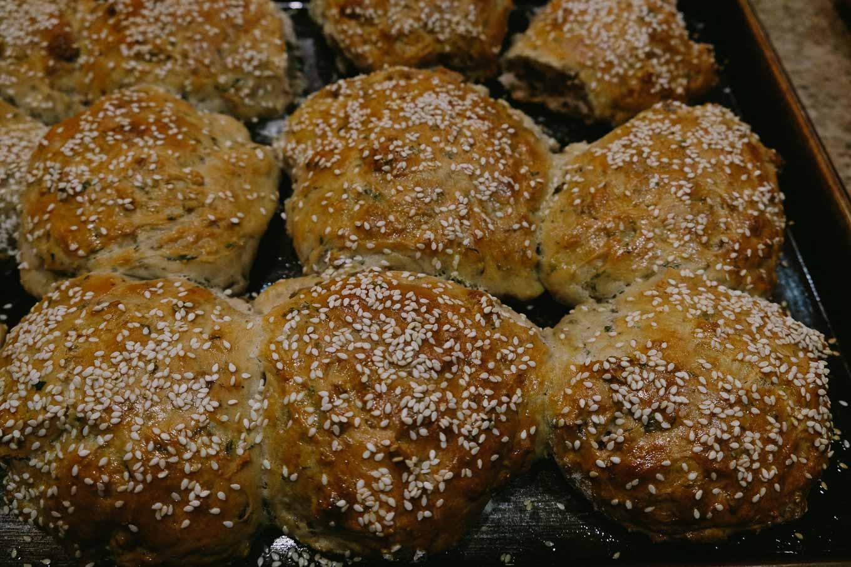 shaker fresh herb bread | the Tastiest Book