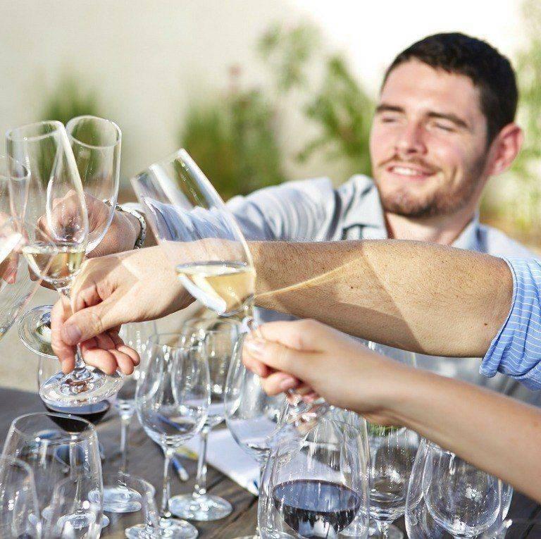 Wine tasting Dubai