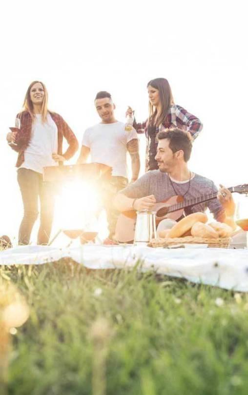 picnic in Dubai
