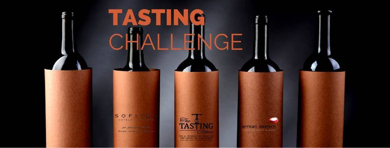 Blind Tasting Wine Challenge with The Tasting Class