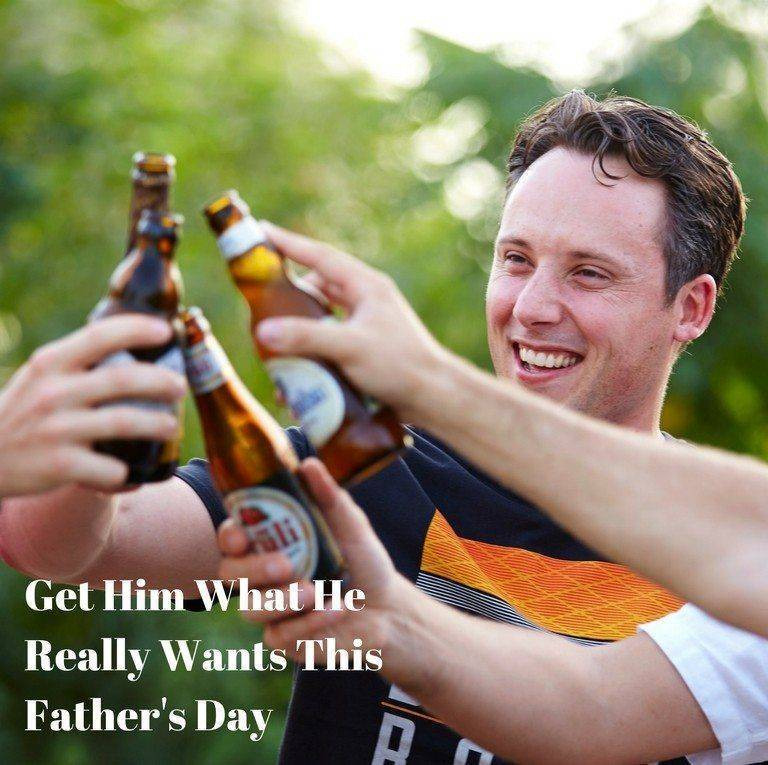 Father's Day Beer Infographic