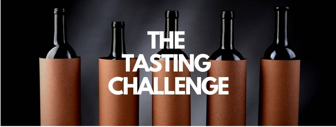 The Tasting Challenge Dubai Wine and Socialize