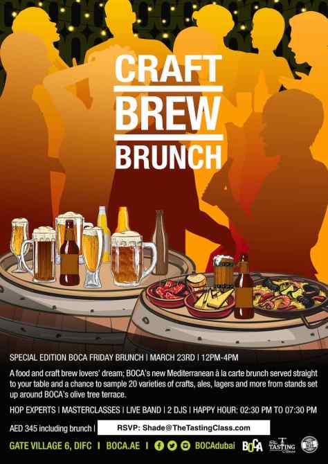 Craft Brew Brunch BOCA
