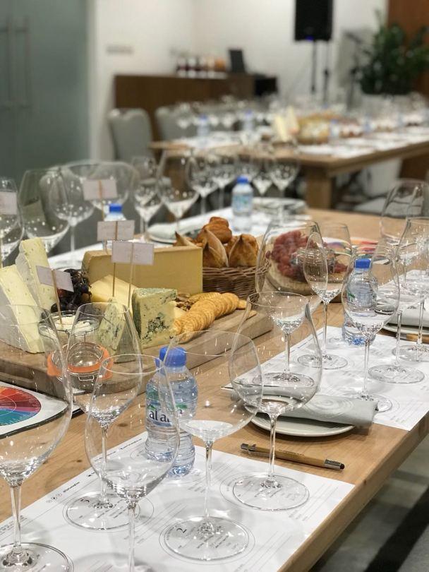 Wine and Cheese Pairing Class Dubai