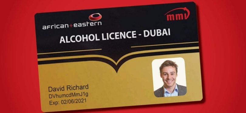 How to get an alcohol license in Dubai