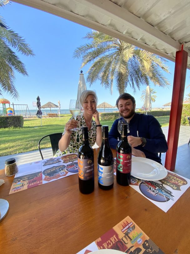 Buying Alcohol in the UAE - The Booze Run