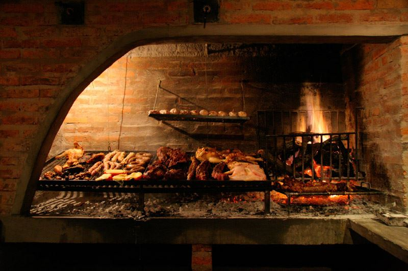 Argentinian Asado and Wine Tasting Experience