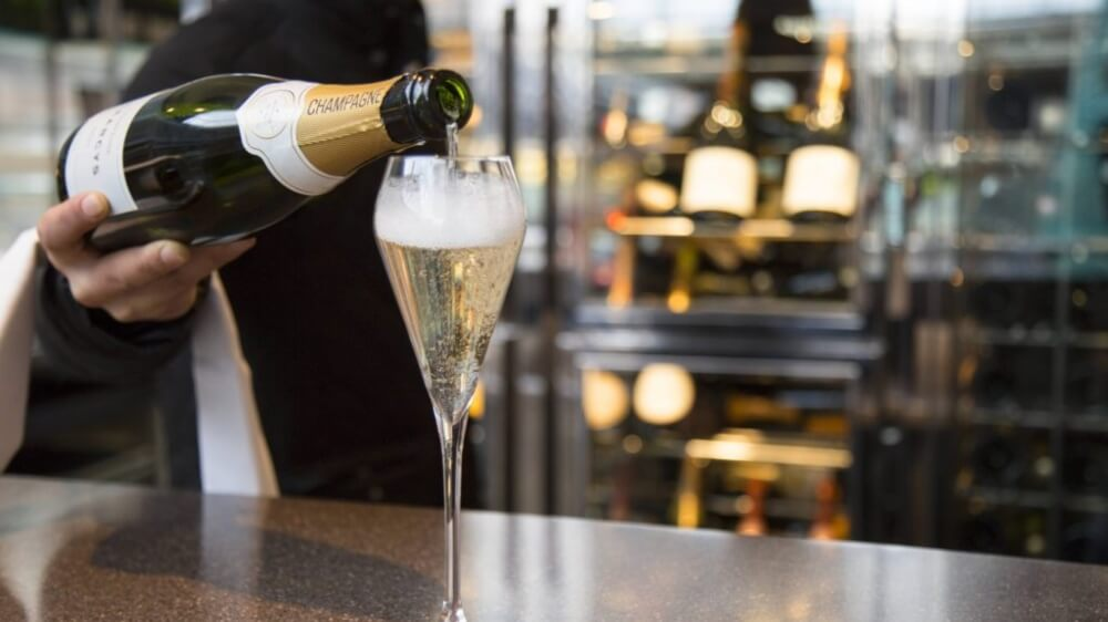 Champagne Tasting Masterclass