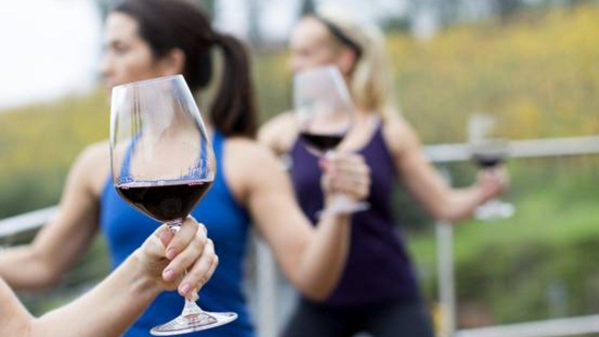 Vinoyasa - Wine & Yoga