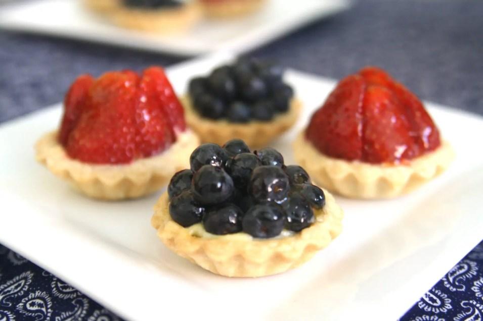 Berries fruit tart 16
