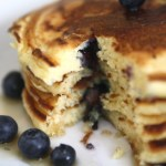Blueberry Buttermilk Pancake