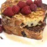 Cinnamon Vanilla French Toast