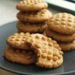 Peanut Butter Sandies