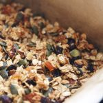 Maple Pumpkin Spice Granola