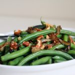 Meatless Monday: Green Beans Amandine