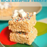 Salted Brown Butter Rice Krispies Treats