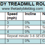30-Minute Speedy Treadmill Routine